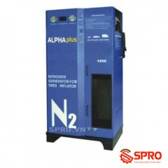 Máy bơm khí ni tơ xe ô tô  Alphaplus HP-1650