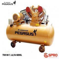 Máy bơm hơi 15HP Pegasus TM-W-1.6/8-500 dung tích 500L