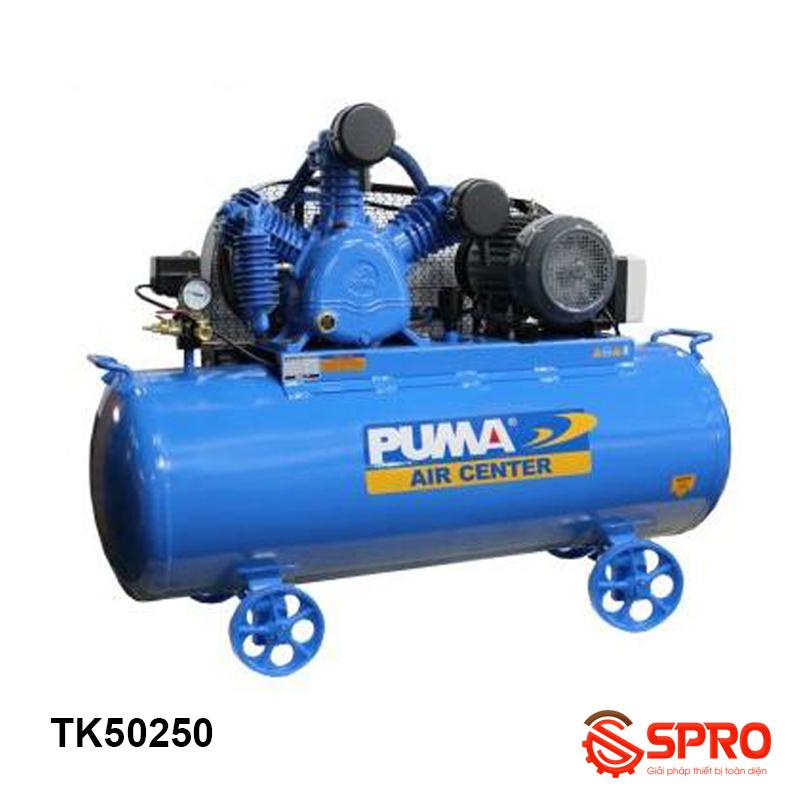 Máy nén khí piston 5HP Puma TK50250 - Dung tích 250 lít