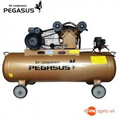 Máy bơm hơi 2HP PEGASUS TM-V-0.17/8-120 - Dung tích 120L
