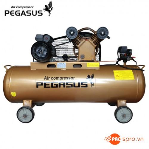Máy nén khí 2HP PEGASUS TM-V-0.17/8-100L - Dung tích 100L