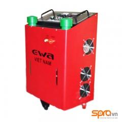 Máy vệ sinh buồng đốt EWA 380 làm sạch muội Cacbon