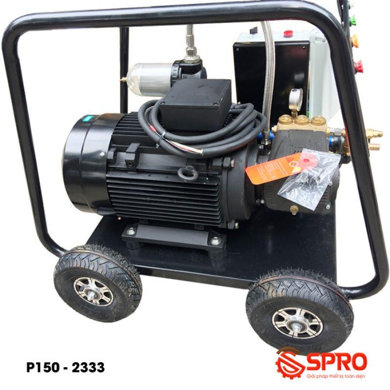 Máy rửa xe siêu cao áp Projet P150-2333 - Áp lực 330 Bar