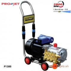 Máy xịt rửa mini, rửa xe gia đình Projet P1300