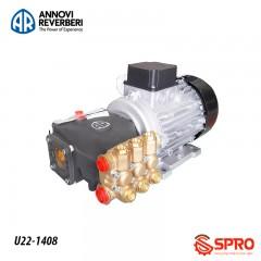 Máy rửa xe áp lực cao AR U22-1408 - Xuất xứ Italia