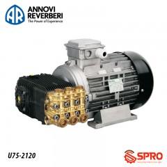 Máy rửa xe áp lực cao AR U75-2120 - Dùng điện 3 pha