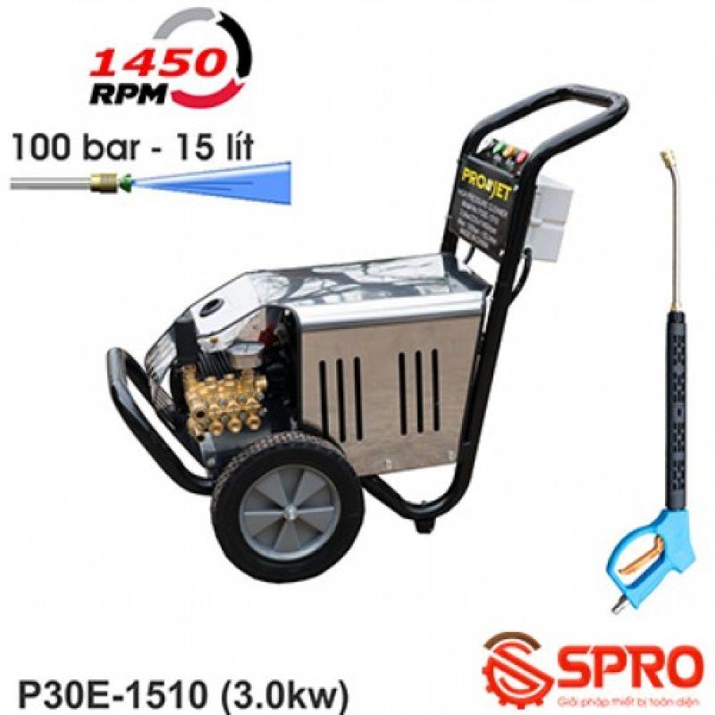 Máy rửa xe áp lực cao Projet P30E-1510 - Lưu lượng 15L/P