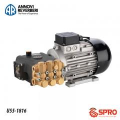 Máy rửa xe cao áp AR U55-1816 - Dùng điện 3 pha