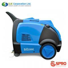 Máy rửa xe hơi nước nóng OPTIMA STEAMER DMF - Chạy bằng dầu