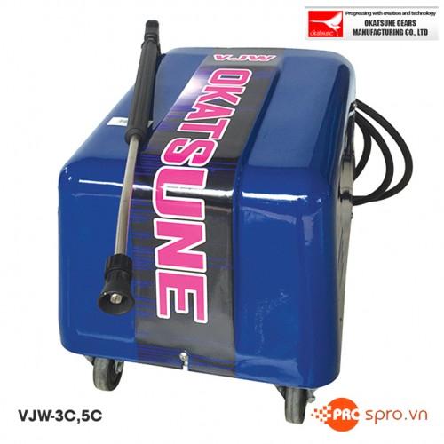 Máy rửa xe áp lực cao Okatsune VJW-3C Nhật Bản