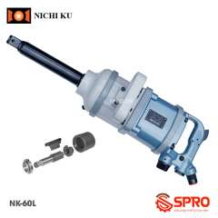 Súng xiết bu lông, súng bắn ốc Nichiku 1 inch NK- 60L