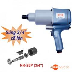 """Súng bắn ốc, súng xiết bu lông Nichiku 3/4"""" NK-28P"""