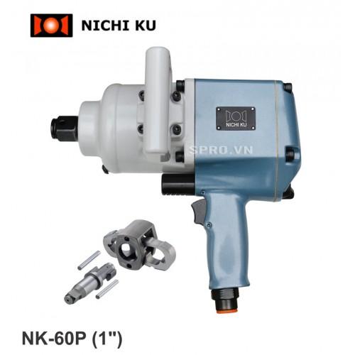 Súng xiết bu lông 1 inch chuyên làm nhíp NK-60P