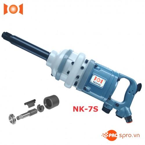 """Súng xiết và mở ốc ô tô, xe tải NICHI KU 1"""" NK-7S Đài Loan"""