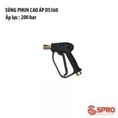 Súng phun áp lực cao ( loại súng ngắn ) - DS360