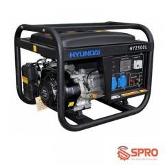 Máy phát điện chạy xăng Hyundai 2Kw HY2500L