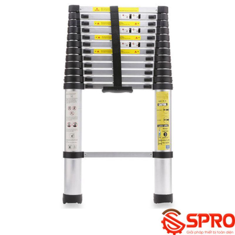 Thang nhôm xếp đơn SINOYON HR-5002E cao 2m