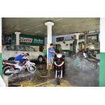 Mở tiệm rửa xe máy cần những thiết bị gì và bao nhiêu vốn