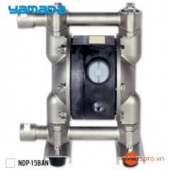 """Máy bơm màng khí nén yamada NDP-15 BAN - Đầu hút và đẩy 1/2"""""""