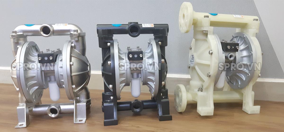 Các loại máy bơm màng bơm hóa chất DS10