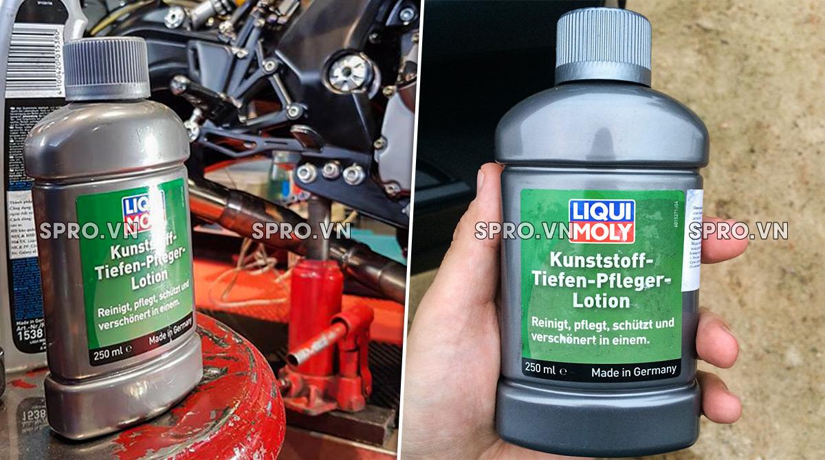Hóa chất bảo dưỡng phục hồi nhựa cao cấp Liqui Moly 1537 250ml