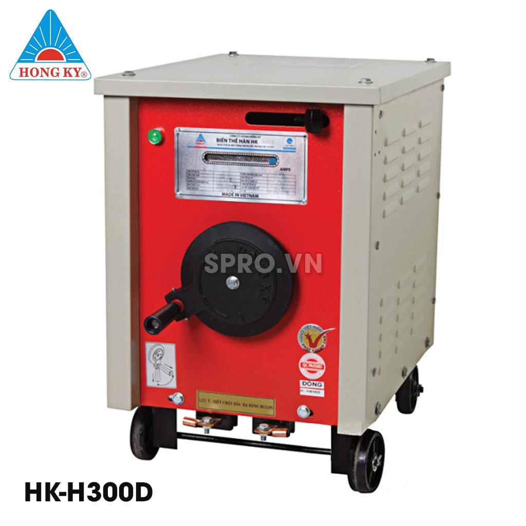 Máy biến thế hàn hồng ký HK H300D điện áp 65-70V