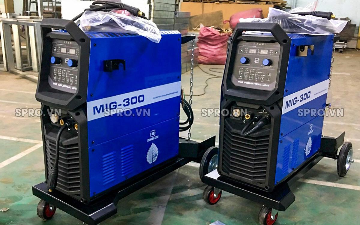 may han digital cong nghiep hd weld mig 300a spro Mua máy hàn công nghiệp nhập khẩu giá rẻ chính hãng 2019