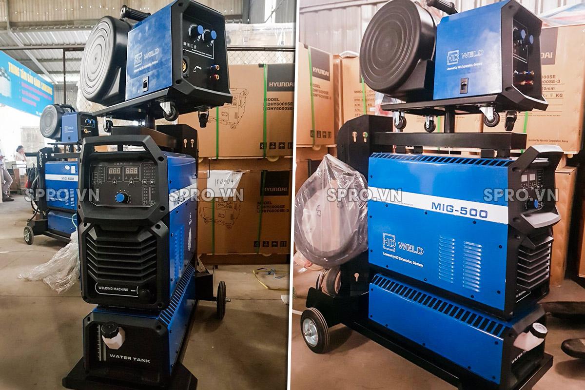 may han digital cong nghiep hd weld mig 500s spro Mua máy hàn công nghiệp nhập khẩu giá rẻ chính hãng 2019