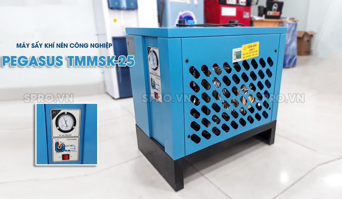Máy sấy khí nén công nghiệp 0.6 Kw PEGASUS TMMSK-25