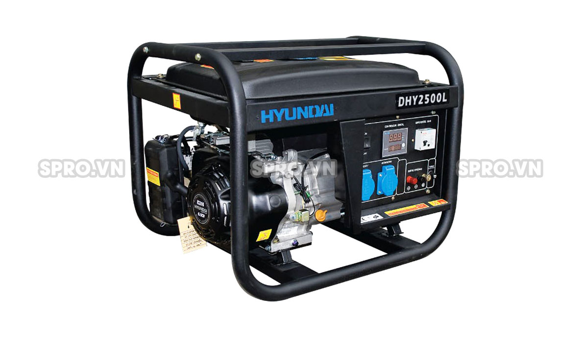 Máy phát điện chạy xăng Hyundai HY-2500L
