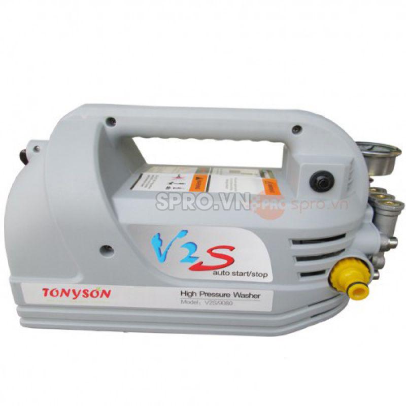 máy vệ sinh máy lạnh Tonyson V2S