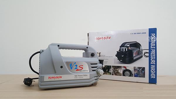 Máy rửa xe gia đình, vệ sinh máy lạnh Tonyson V2S