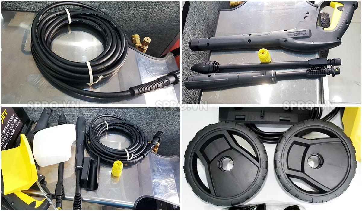 Phụ kiện máy rửa xe gia đình Karcher K3 450