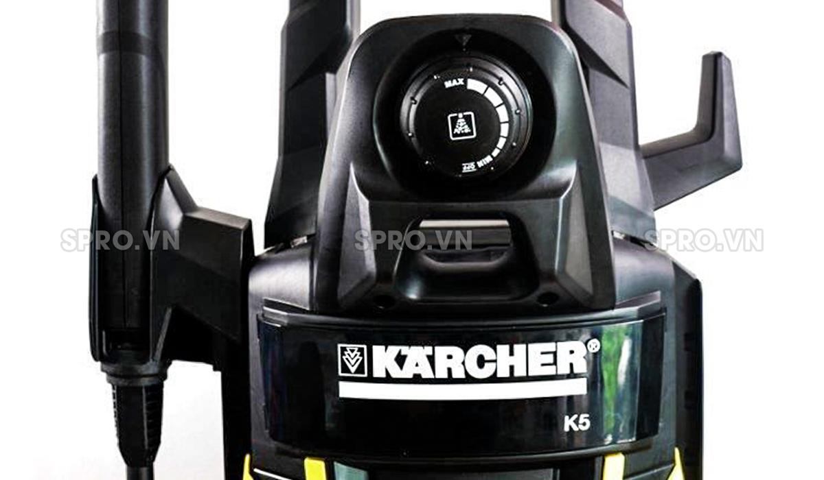 Van điều chỉnh máy xịt rửa xe gia đình KARCHER K5 của Đức
