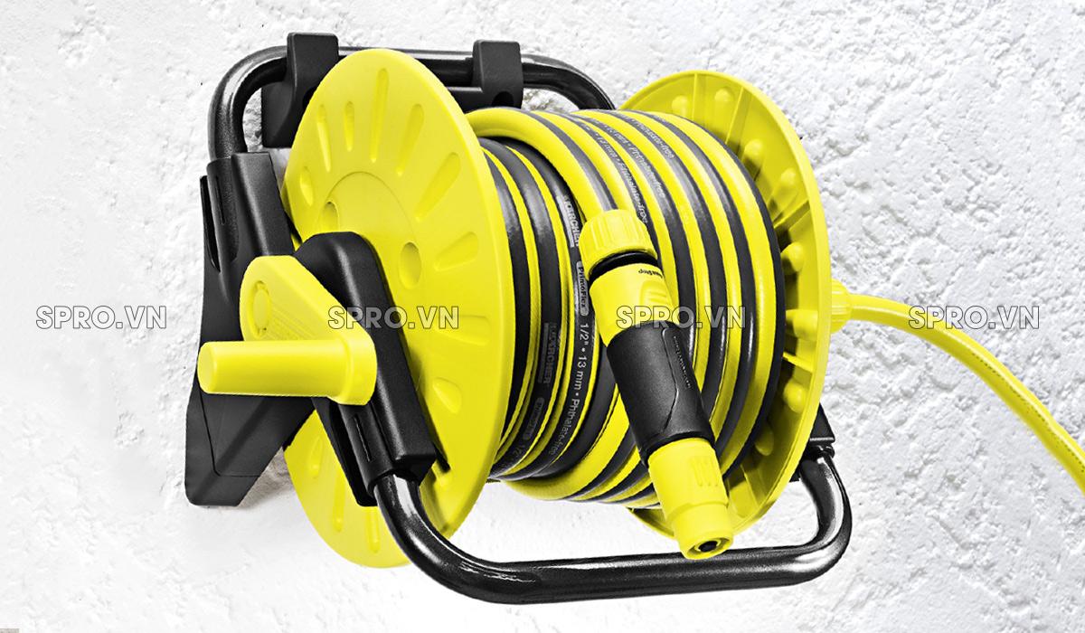 Guồng ống dây cấp nước Karcher HR25 - 15 mét