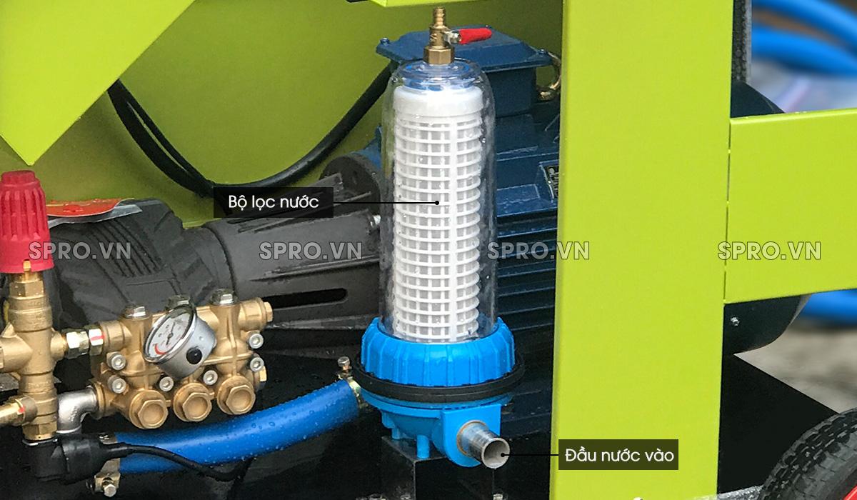 Máy rửa xe cao áp Projet P100-1925B3 - 9Kw - 250Bar