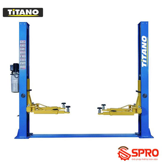 cầu nâng 2 trụ Titano TB 4000S