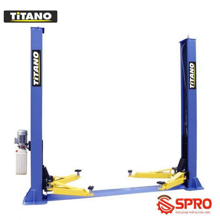 cầu nâng ô tô 2 trụ Titano TB 4000D