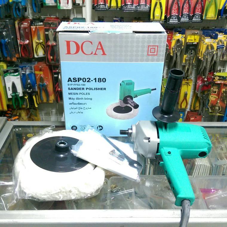 Máy đánh bóng DCA ASP02-180