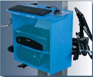 Máy căn chỉnh góc đặt bánh xe C1000 iNEXT - 8 camera kỹ thuật số
