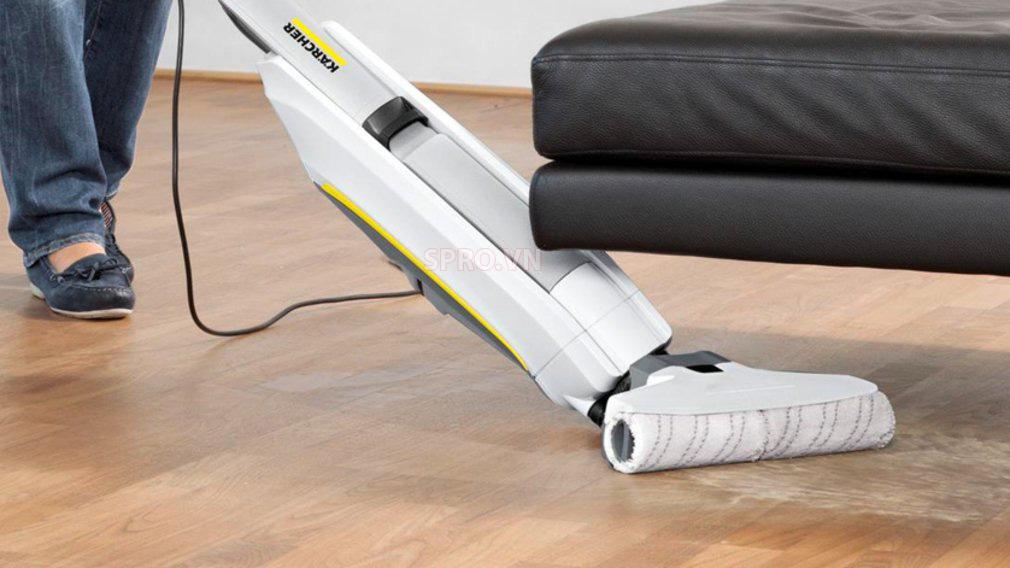 Máy lau sàn 2 trong 1 Karcher FC 5 Premium *EU (White)