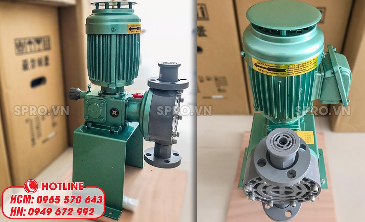 máy bơm định lượng công nghiệp