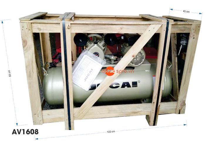 Các thương hiệu máy nén khí tốt hàng đầu tại Việt Nam, máy bơm hơi jucai