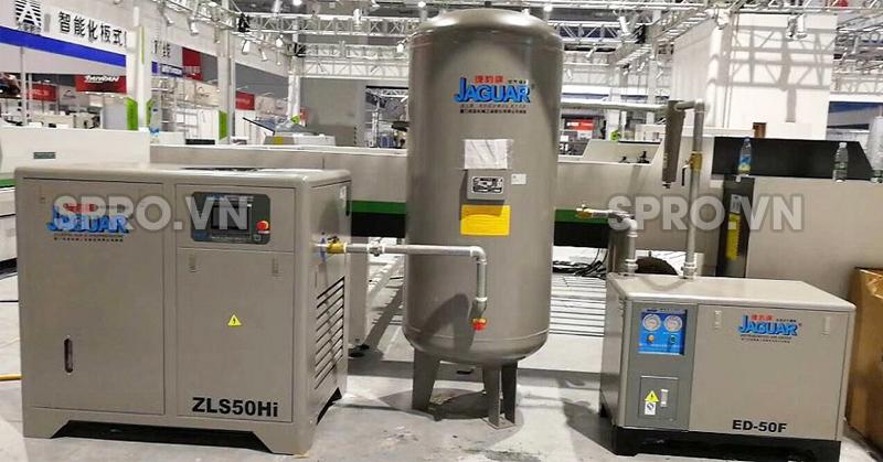 Máy sấy khí Jaguar - máy sấy khí lạnh jaguar - Làm sạch, khô khí nén