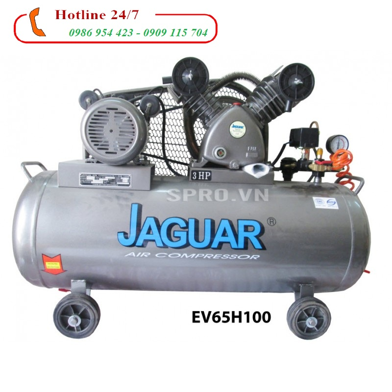 Máy nén khi jaguar EV65H100