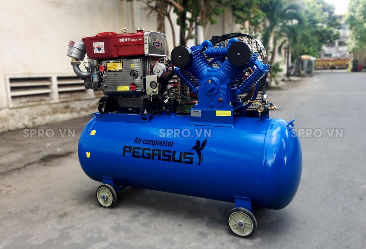 Máy nén khí đầu nổ Pegasus 10HP