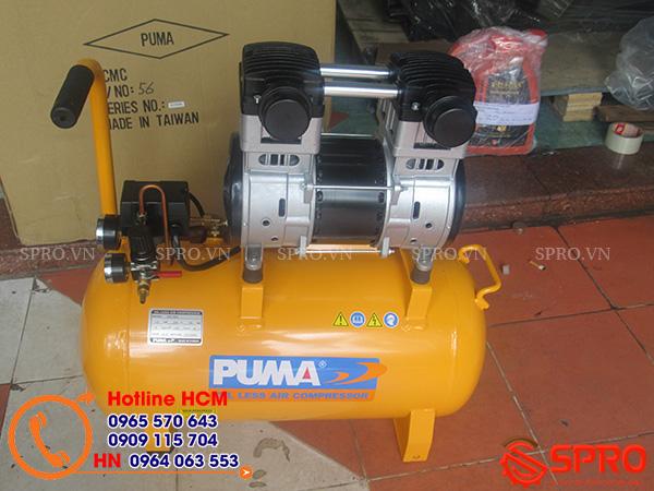 Máy nén khí mini Đài Loan Puma WE140A