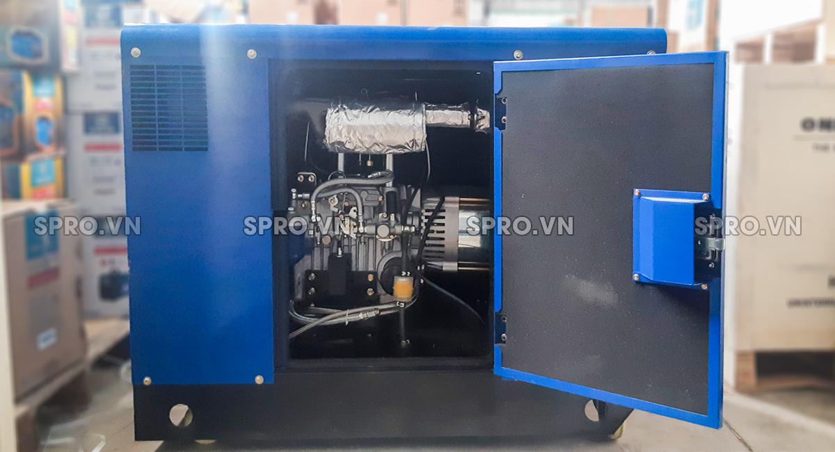 máy phát điện hyundai công nghiệp