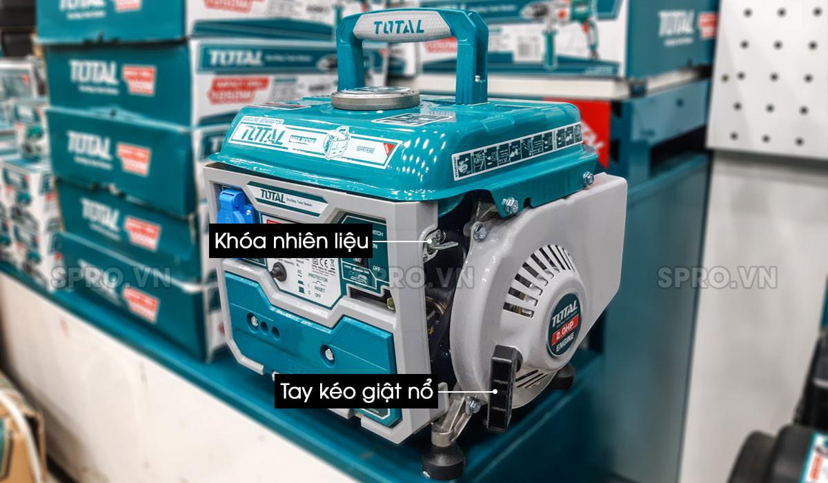 máy phát điện mini total