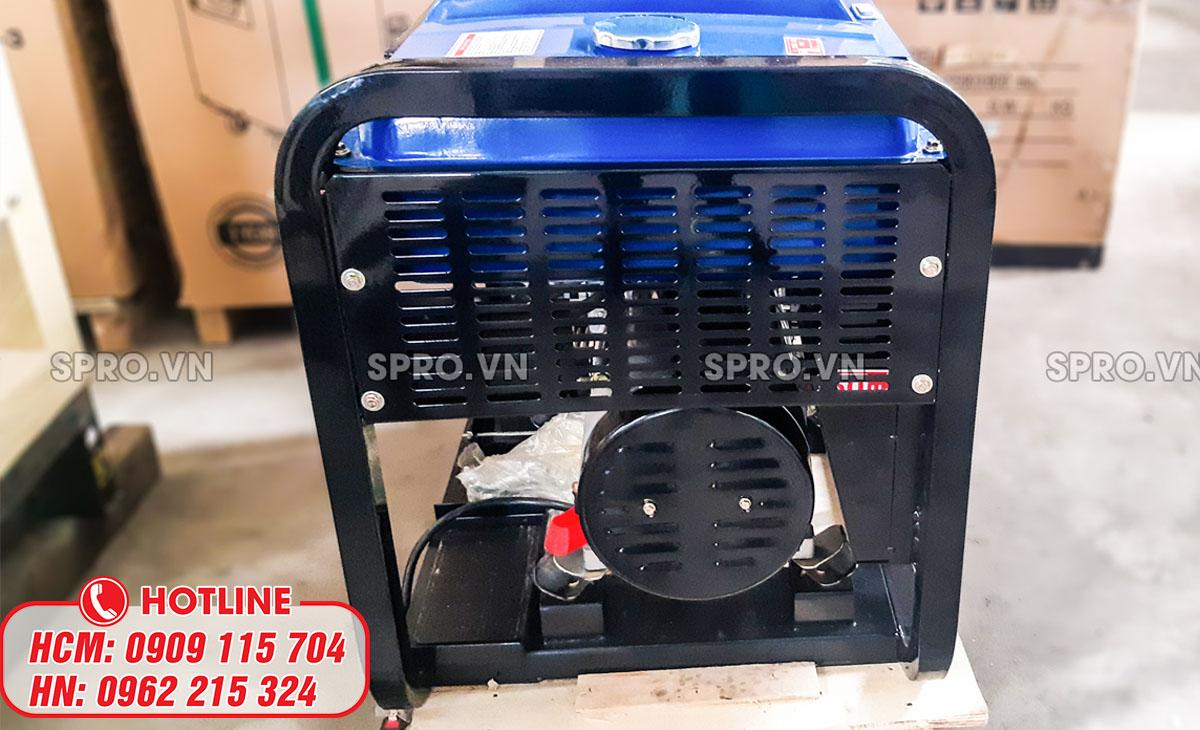 ưu điểm máy phát điện chạy dầu diesel